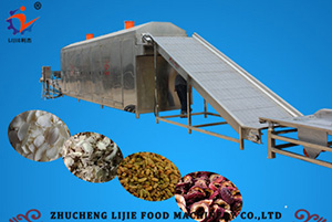 Tunnel-type Hot Air Drying Assemble Line