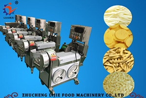 Double Headed Dual Frequency Multifunctional Cutting Machine